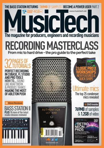 MusicTech Digital Issue