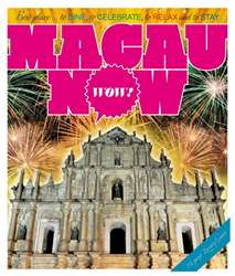 Macau Now issue Macau Now