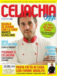 Celiachia Oggi Magazine Cover