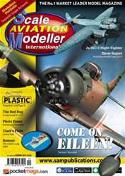 Scale Aviation Modeller Internat Magazine Cover