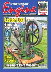 No.476 Lister LD1 issue No.476 Lister LD1