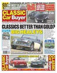 No196 Classics better than gold? issue No196 Classics better than gold?