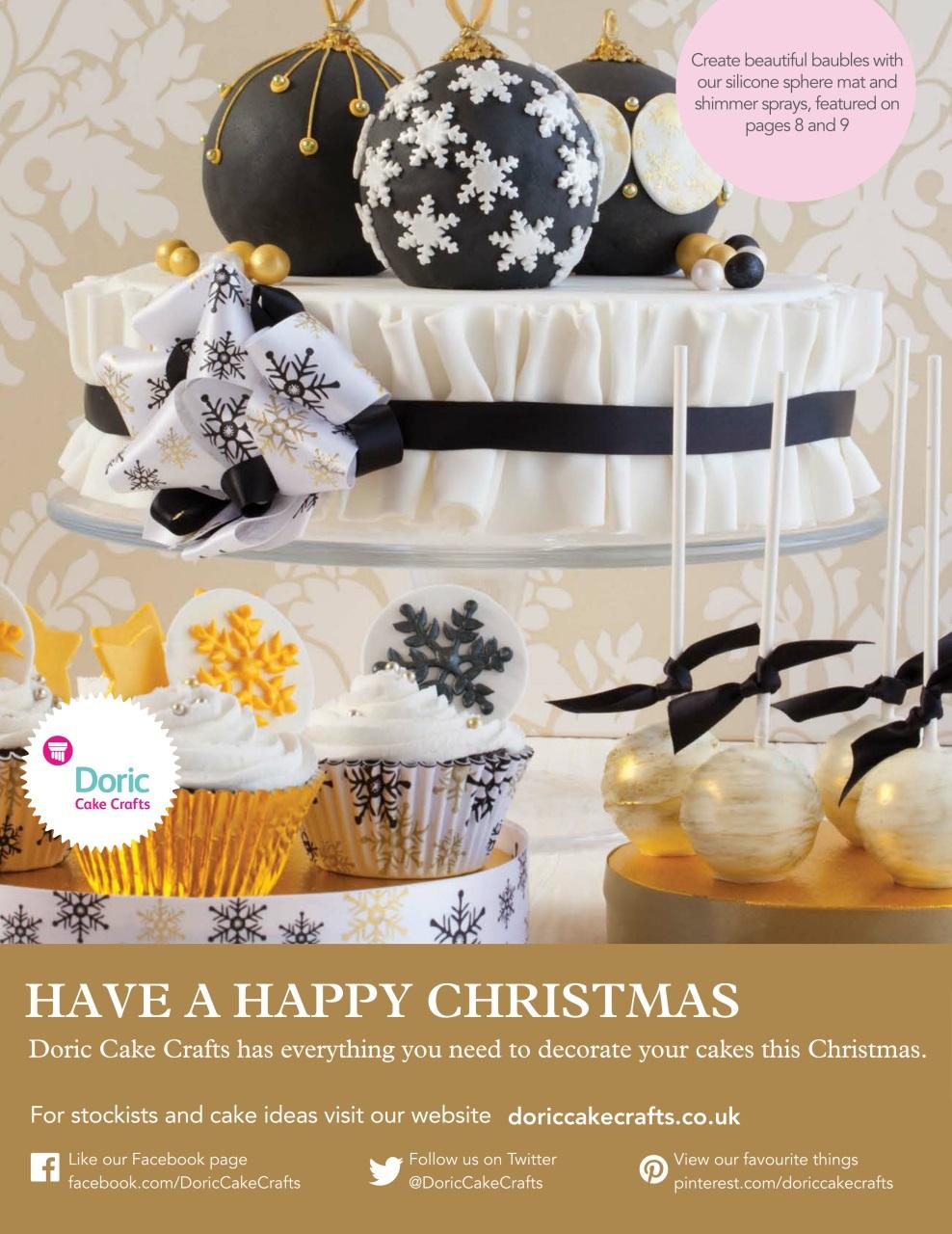Cake Decorating Heaven Menai : Cake Decorating Heaven Magazine - Cake Decoration ...