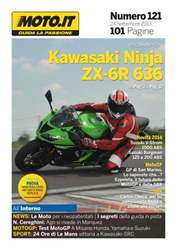Moto.it Magazine 121 issue Moto.it Magazine 121