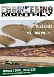 Engineering Monthly Magazine Cover