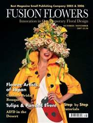 Fusion Flowers Issue 38 issue Fusion Flowers Issue 38