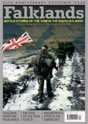 Military Machines International Magazine Cover