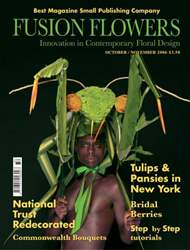 Fusion Flowers Issue 32 issue Fusion Flowers Issue 32