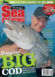 Total Sea Fishing Magazine Cover