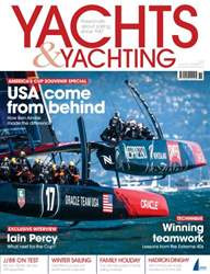Yachts & Yachting Nov 2013 issue Yachts & Yachting Nov 2013