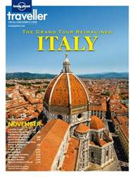 Lonely Planet Traveller (UK) Magazine Cover