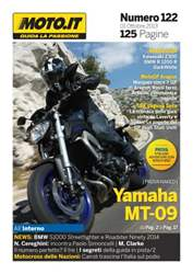 Moto.it Magazine 122 issue Moto.it Magazine 122