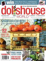 Dollshouse World Issue 254 issue Dollshouse World Issue 254
