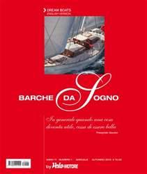 Barche da Sogno 1 2013 issue Barche da Sogno 1 2013