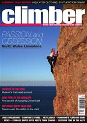 Climber November 13 issue Climber November 13