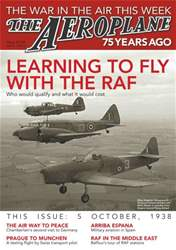 *3 Learning to fly with the RAF issue *3 Learning to fly with the RAF