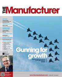 The Manufacturer October 2013 issue The Manufacturer October 2013