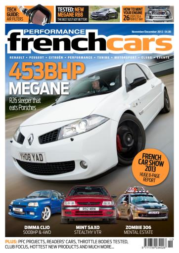 Performance French Cars Preview