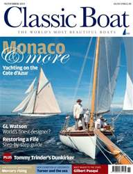 Classic Boat November 2013 issue Classic Boat November 2013