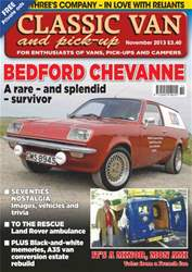 Bedford Chevanne issue Bedford Chevanne