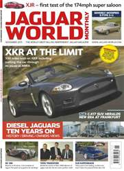 XKR at the limit issue XKR at the limit