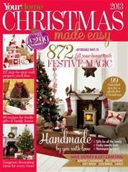 Christmas Made Easy 2013 issue Christmas Made Easy 2013