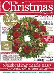 The Christmas Magazine 2013 issue The Christmas Magazine 2013
