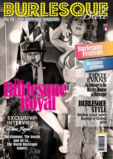 Burlesque Bible Magazine