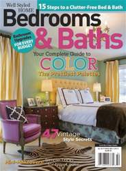 Bedrooms & Bath- Fall 2012 issue Bedrooms & Bath- Fall 2012