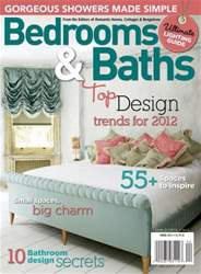 Romantic Homes Magazine Cover