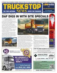 Truckstop News Issue 316 issue Truckstop News Issue 316