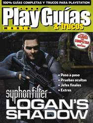 Syphon Filter Logan's Shadow issue Syphon Filter Logan's Shadow