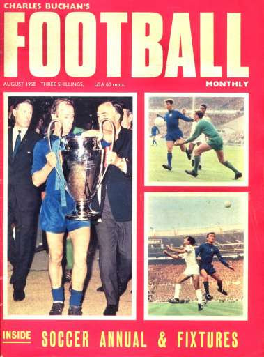 Charles Buchan's Football Monthly Digital Issue
