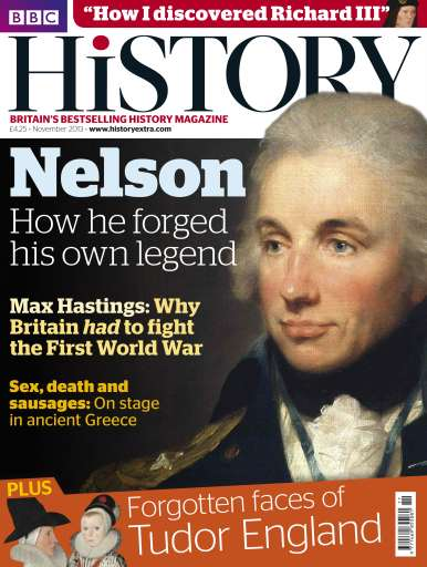 BBC History Magazine Preview