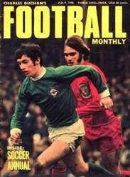 Charles Buchan's Football Monthly issue Charles Buchan's Football Monthly