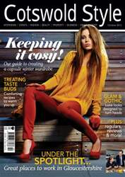 Cotswold Style October 2013 issue Cotswold Style October 2013