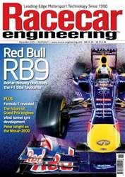Racecar Engineering Nov 2013 issue Racecar Engineering Nov 2013