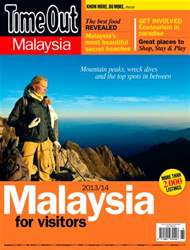 Time Out Malaysia Visitors Guide issue Time Out Malaysia Visitors Guide