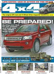 4x4: Be Prepared  issue 4x4: Be Prepared