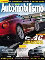 Automobilismo 11 2013 issue Automobilismo 11 2013