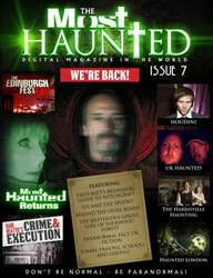 Haunted 7 issue Haunted 7