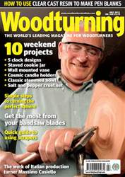 Woodturning Issue July 2011 issue Woodturning Issue July 2011