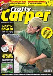Crafty Carper November 2013 issue Crafty Carper November 2013