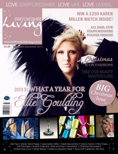 Staffordshire Living Preview