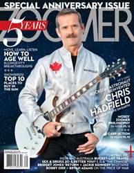 Zoomer Magazine Magazine Cover