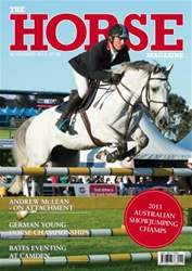 The Horse Magazine November 2013 issue The Horse Magazine November 2013