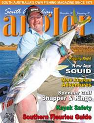SA Angler Dec '12 - Jan '13 issue SA Angler Dec '12 - Jan '13