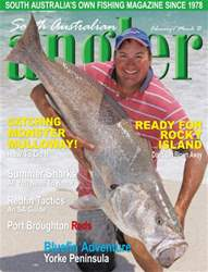SA Angler Feb - Mar '13 issue SA Angler Feb - Mar '13