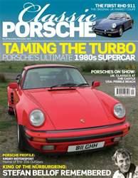 Classic Porsche issue 20 issue Classic Porsche issue 20