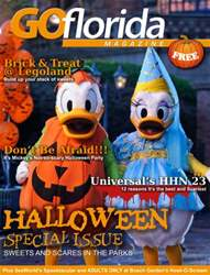 Halloween Parks Special Edition issue Halloween Parks Special Edition